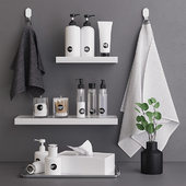 Monotone Bath Set