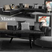Minotti Powell Sofa