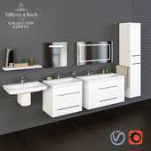 Villeroy & Boch Collection Avento Washbasins