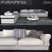 sofa FLEXFORM Zeno