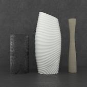 Vases from DYATKOVO