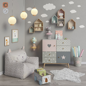 Toys and furniture set 10