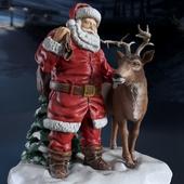 """Персонажи из сказки """"В гостях у Санта-Клауса"""""""