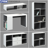 Set of office furniture JUSK