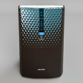 Air cleaner with Sharp humidification function