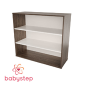 OM Children's shelving babystep Loft, 800 horizontal