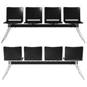 FILÒ PLASTIC Beam seating by Diemmebi
