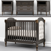 Monique Lhuillier Ethereal Baby Bedding Sets