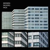Modern facades pack (3facade)