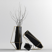 Union Suiza Vases by MARTIN AZUA