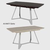Dining table Avanti Soho