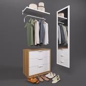 Wardrobe Ikea Askvoll
