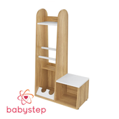 OM Anteroom children's babystep Feast, 1050 with shoe