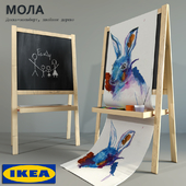 Доска-мольберт ИКЕА МОЛА