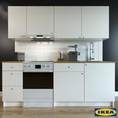Kitchen IKEA KNOAKHULT