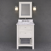Pottery Barn Bathroom Furniture and Accessories