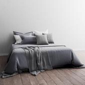 Modern Bed 2018 Set 04
