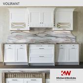 OM (Official 3d Model) Kitchen Volirant