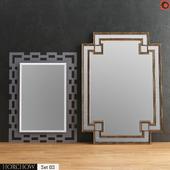 HORCHOW Mirrors Set 03