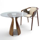 Copertina Hamac Chair and Table Set 02