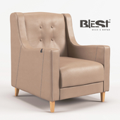 OM Armchair Asti H from the manufacturer Blest TM