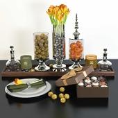 Декоративный набор для стола
