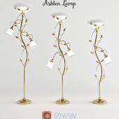 Ashlen Lamp Champ Bronze