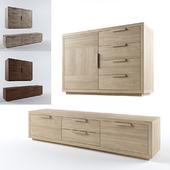 Chest of drawers Riva1920 NIGHT-NIGHT