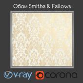 Wallpapers SMITH & FELLOWS / Grasmere / Cream / Gold