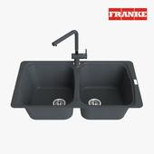 Franke Aneta Sink AZG 620 Fragranite Onyx