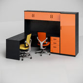 Office setup collection