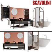 Scavolini Diesel Open Workshop Bathroom set