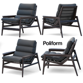 Poliform Ipanema armchair