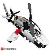 Lego 42057 Ultralight Helicopter