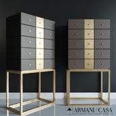 Chest of Excelsior Armani Casa