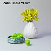 Zaha Hadid vases TAU