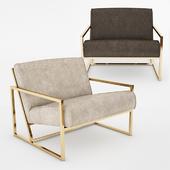 Thin Frame Lounge Chair