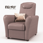 OM Armchair Charley from the manufacturer Blest TM