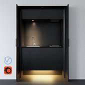 Affilato Hide Kitchen + appliances