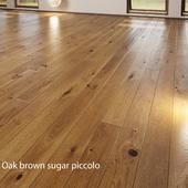 Parquet board Barlinek Floorboard - Brown Sugar Piccolo.