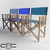The director's armchair AS-1,4,11