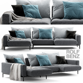 Rolf Benz Tira Sofa Composition