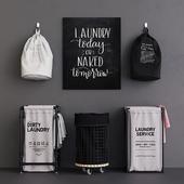 Loft Laundry Bags