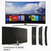 Samsung Smart TV JS9500
