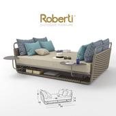 Roberti Portofino DAY BEDS small