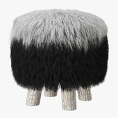 Icelandic Sheepskin chair