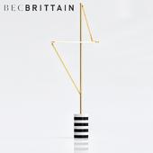 Helix Floor Lamp Bec Brittain