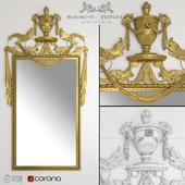 Beaumont & Fletcher Adam mirror
