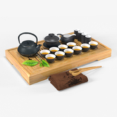 Tea Ceremony Set (Tea Ceremony)