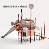Themed play areas